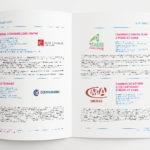Création de divers documents pour le congrès des Maires d'Indre et Loire de 2018