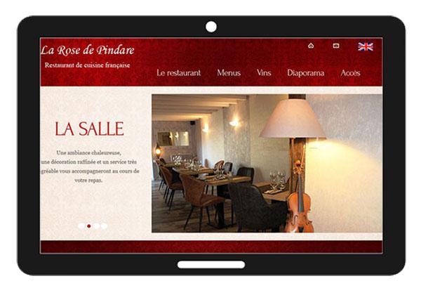 Restaurant La Rose de Pindare