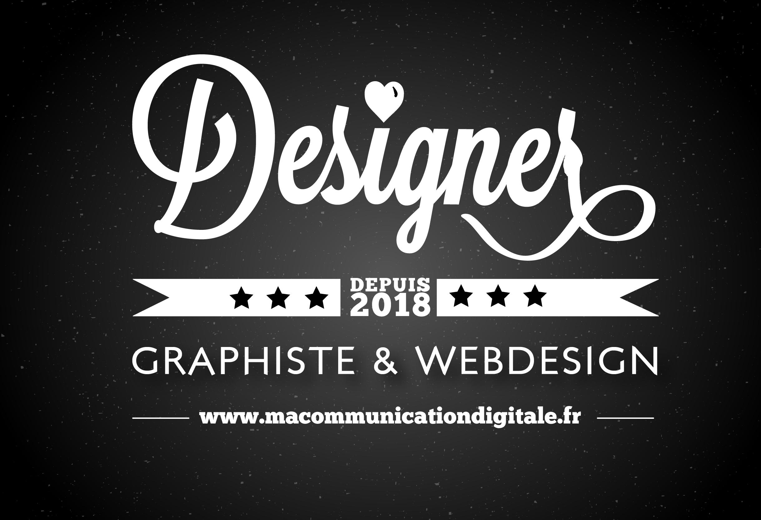 Création d'un logo noir et blanc